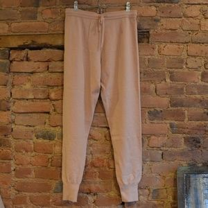 Theory Knit Cashmere Joggers